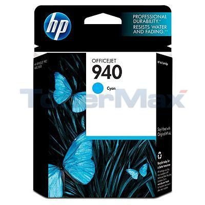 HP OFFICEJET PRO 8000 NO 940 INK CYAN